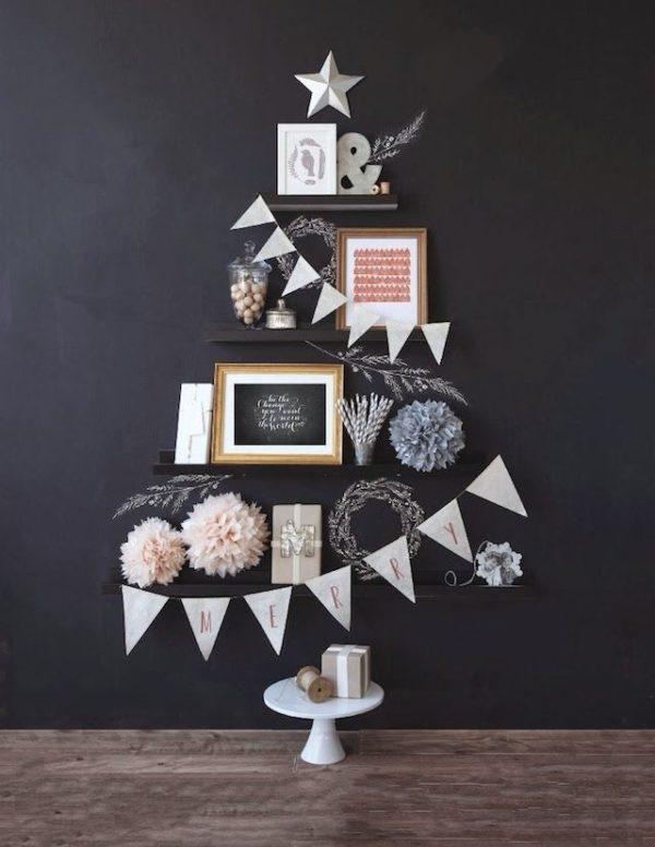 Choinka – niezwykłe pomysły na świąteczne drzewko