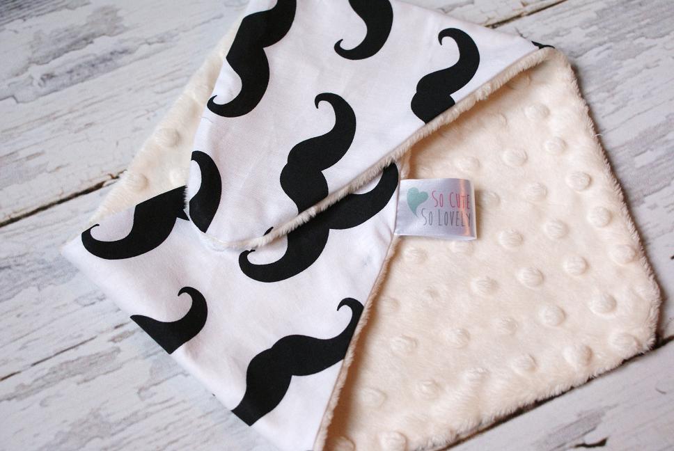 Chustka w wąsy/ Mustache bandana