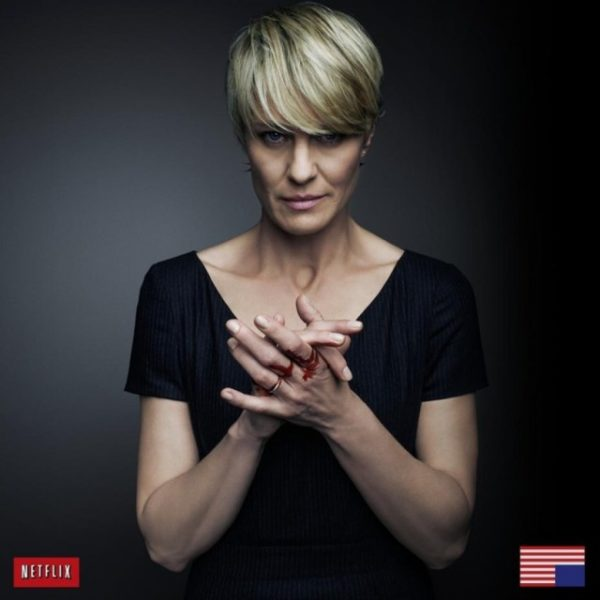 Women's Power #1 – Robin Wright jako Claire Underwood