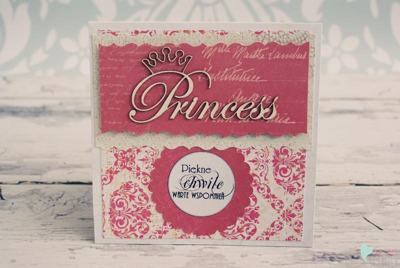 Princess / Piękne chwile – folder na płytę