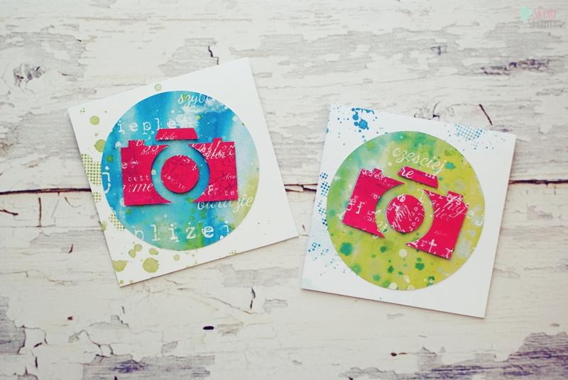 Uniwersalne zaproszenia na sesję foto i foldery na cd