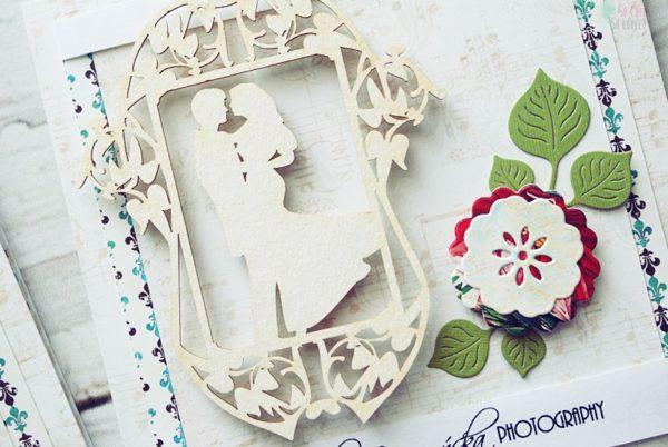 Kartki ślubne – foldery i zaproszenie