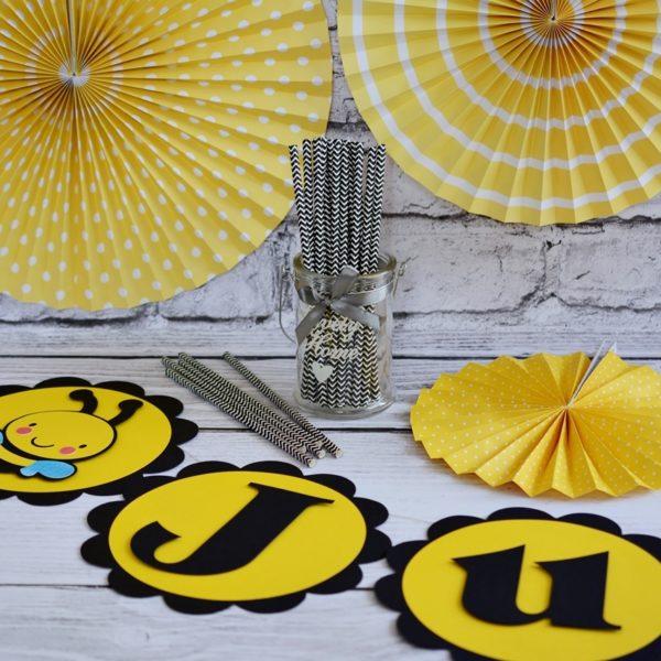 Pszczółka Maja dekoracje