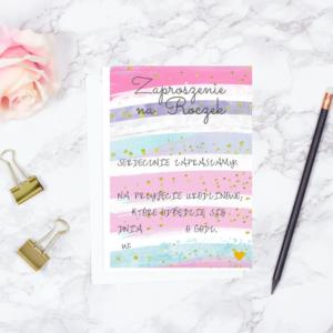 Kartki, zaproszenia, foldery