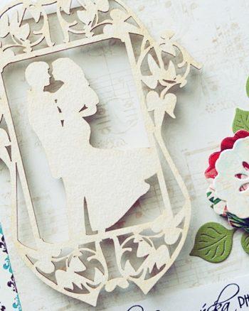 folder ślubny
