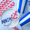 Zestaw dekoracji Marynarz
