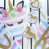 Jednorożec Dekoracje Urodzinowe