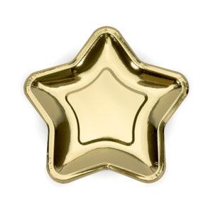 Talerzyki Złota Gwiazda