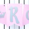 Girlanda Róż i Srebro Księżniczka