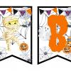Dekoracje na Halloween dla dzieci do pobrania i druku